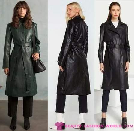 Winter Coat Trends 2020.Fashion Trends Autumn Winter 2019 2020