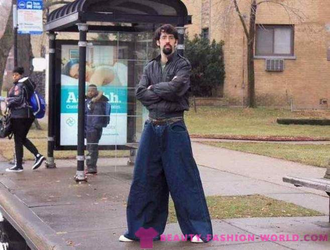 17 crazy street fashionistas, where you dare not look twice