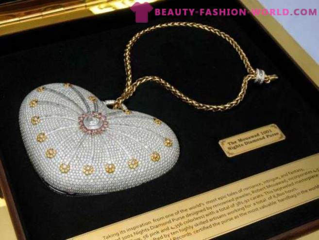 8 interesting facts about women's handbags