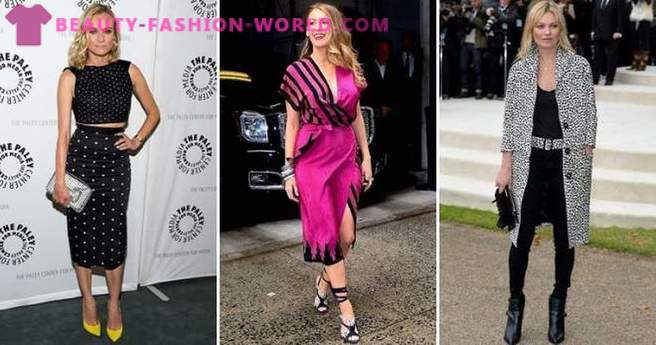 6 famous women who do not need a stylist