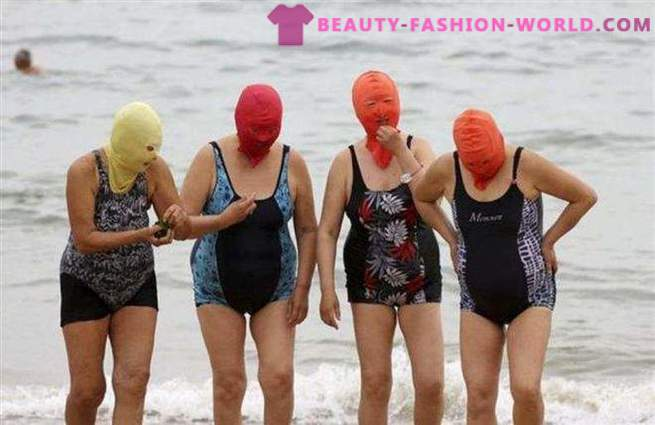 30 desperately funny bathing suits that are better not to wear to the beach!