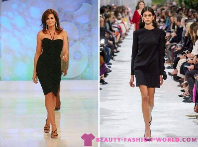 Cindy Crawford VS Kaia Gerber: who is more beautiful, the mother or the daughter?