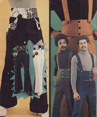 35 reasons why men's fashion 70s will not return!