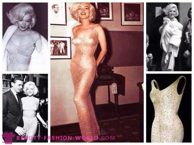 Top 17 most famous dresses frank in history
