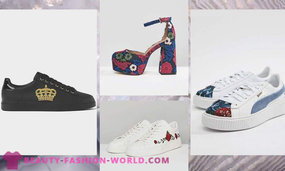 Spring Shoes: 6 main trends of 2019