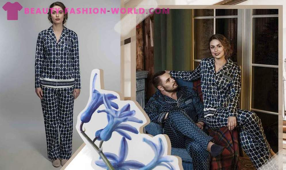 5 stylish pajamas for those who like to sleep