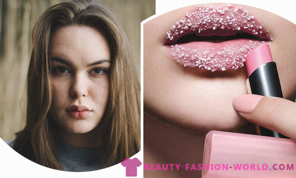 5 steps to make your lips more volume visually