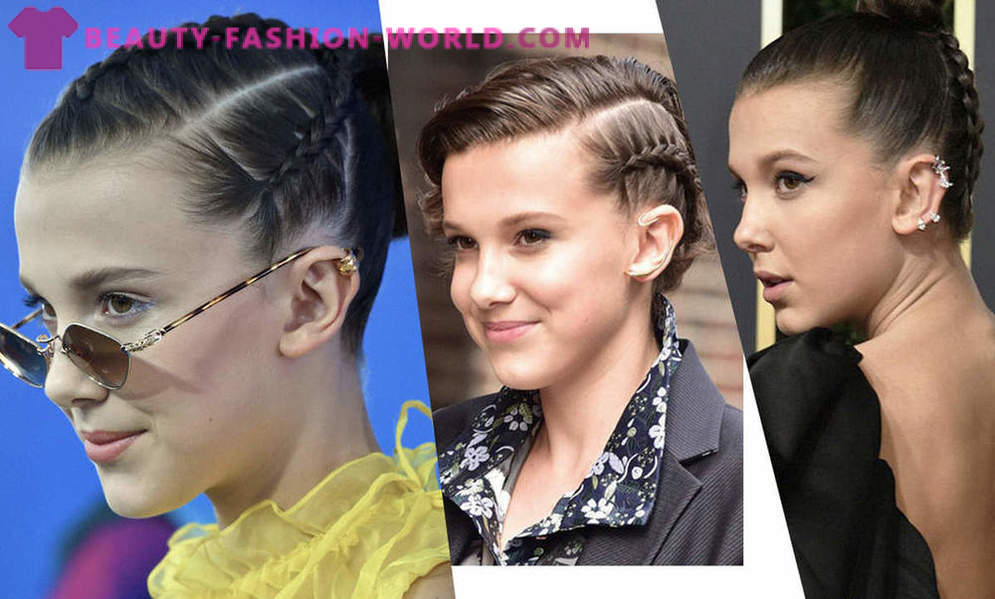 Trendy hairstyles for those who want to grow hair