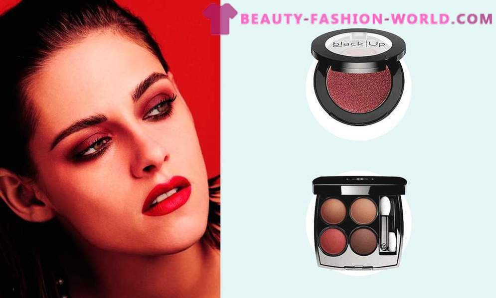 How to wear red and maroon shade