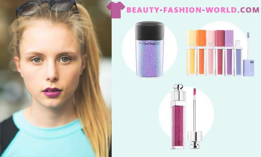 Northern Lights: how to wear glitter every day