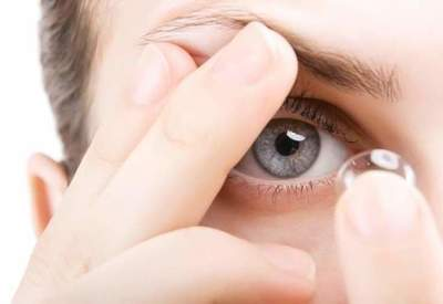 Contact lenses as a replacement for the notorious points