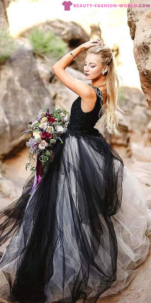 The most beautiful wedding dresses 2018