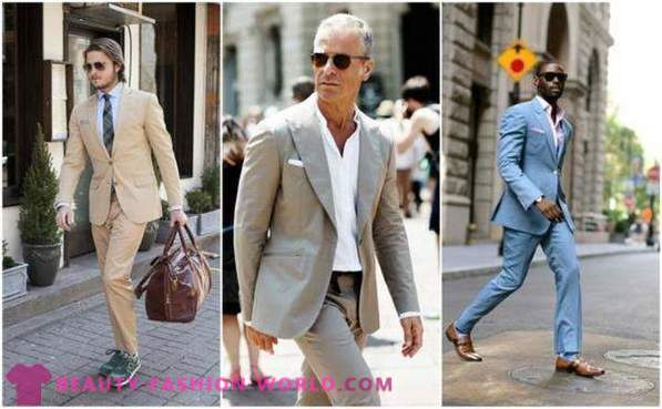 Tips on how to choose a man shirt, trousers and shoes