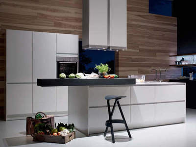 Kitchen design in a contemporary style by SieMatic