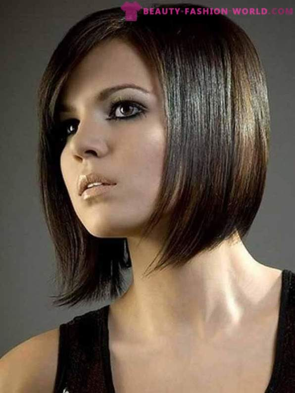 Trendy hairstyles to medium length hair 2013-2014