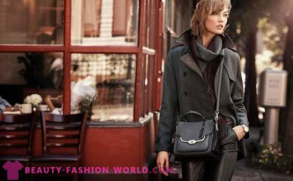 Collection of women's clothing brand Coach from 2013-2014
