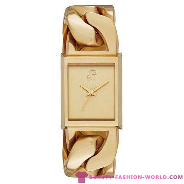 Fashionable women's watch in 2017 - a stylish accessory