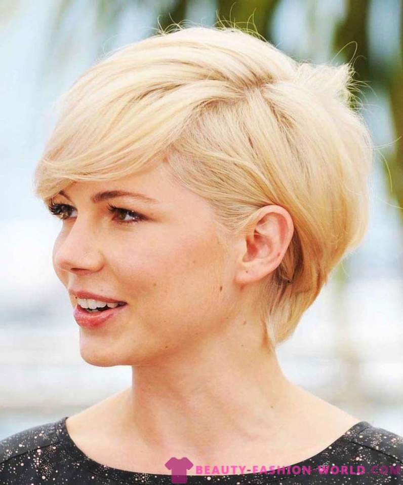 Trendy women's haircuts for 2017