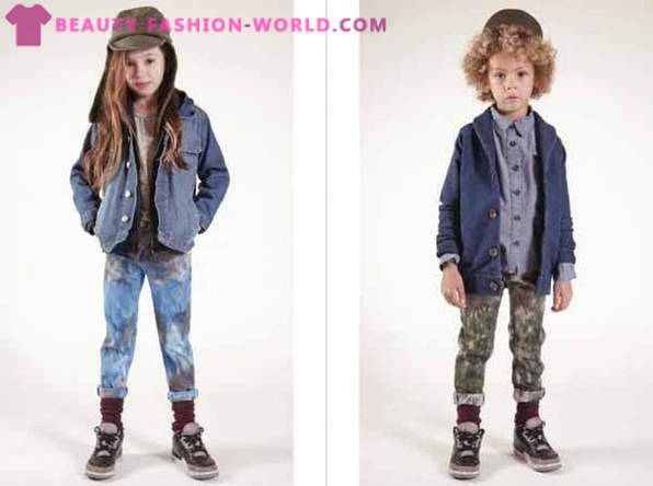 Ethnic style in children's clothes from ESP No.1 for 2014