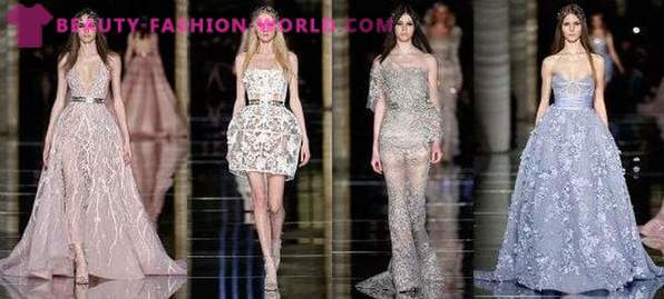 A collection of beautiful dresses from Zuhair Murad Spring-Summer 2016