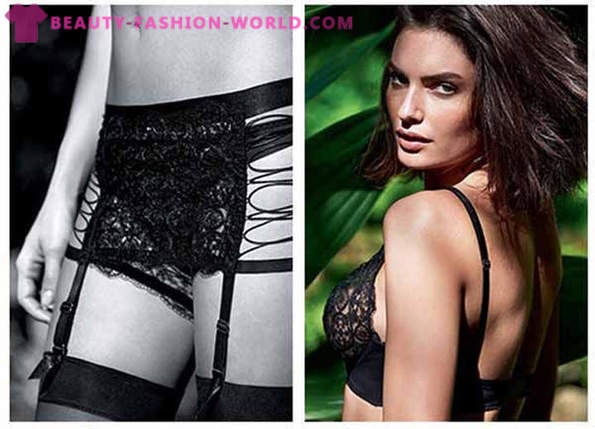 Catalog of women's underwear Intimissimi with the new collection 2014
