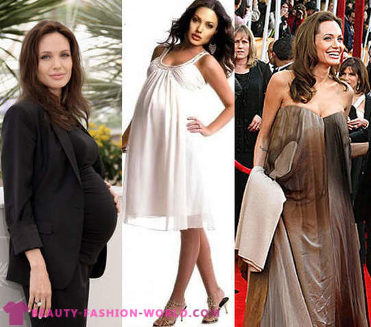 How to choose the most beautiful and practical clothes for pregnant women
