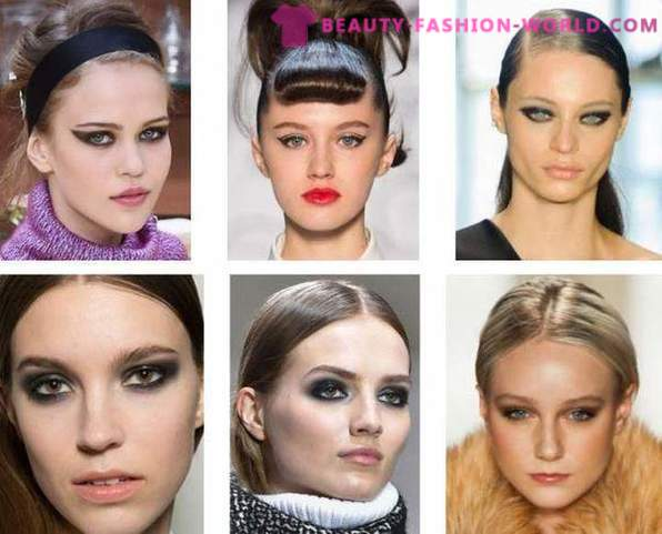 Most current trends make the fall-winter 2015-2016