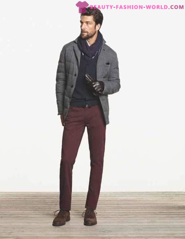 Men's clothes by H.E. by Mango in the Fall-Winter 2013-2014