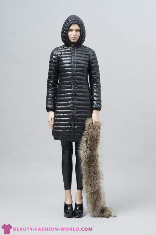 Fashionable winter coats, jackets, down jackets 2015-2016