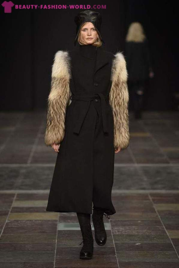 The most fashionable fur clothes fall-winter 2015-2016