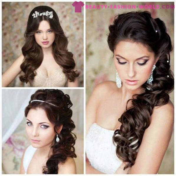 Tips for choosing the perfect hairstyle svadbnoy