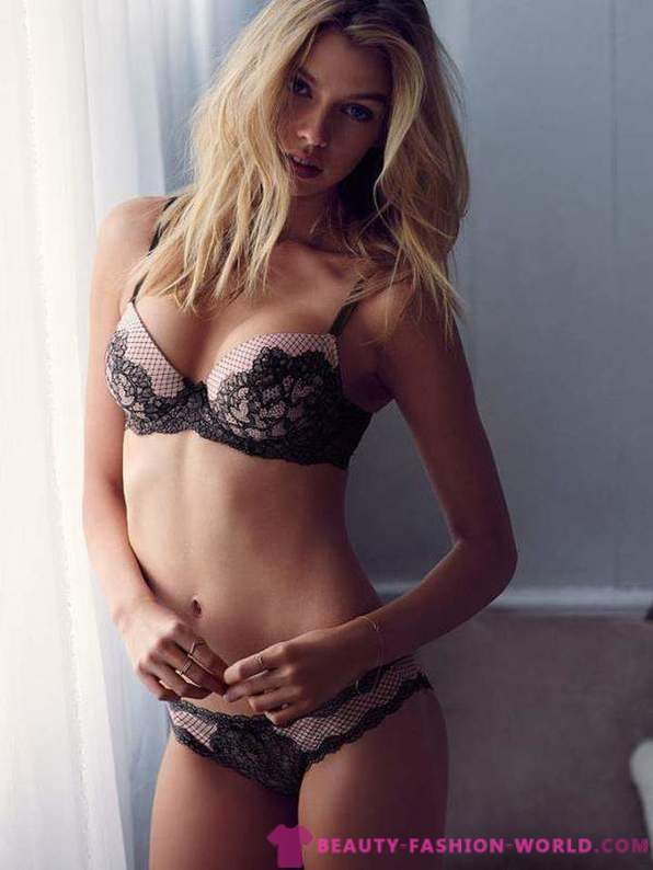 The new catalog of lingerie Victoria's Secret 2015