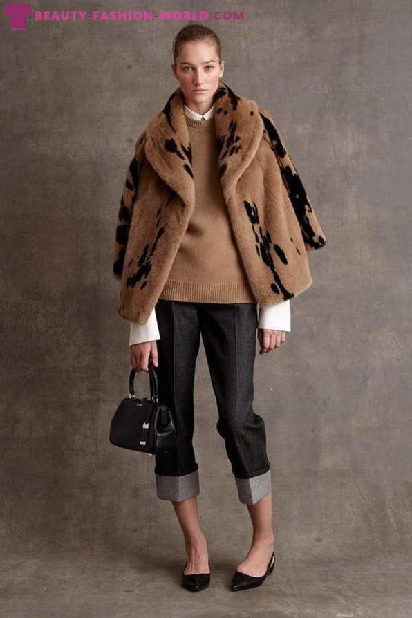 What fur products are trending in the winter 2015-2016