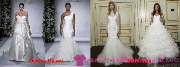 What wedding dress in fashion in 2015