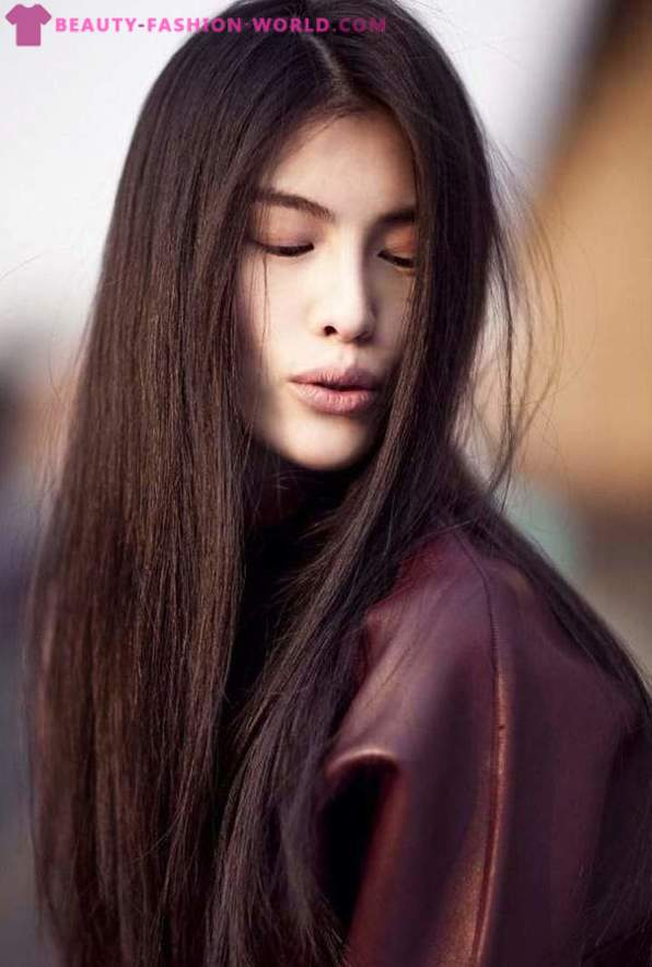 Amazing hairstyles 2015 for Asian women