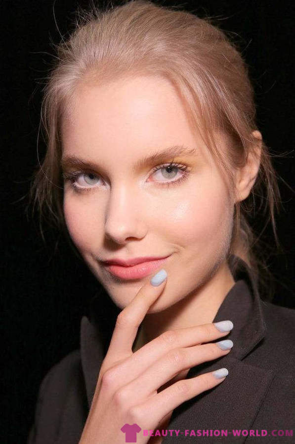 Fashion ideas manicure Spring-Summer 2015