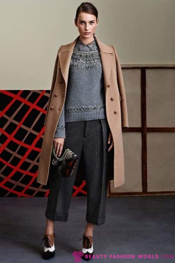 Collection Gucci Pre-Fall 2015 women's clothing