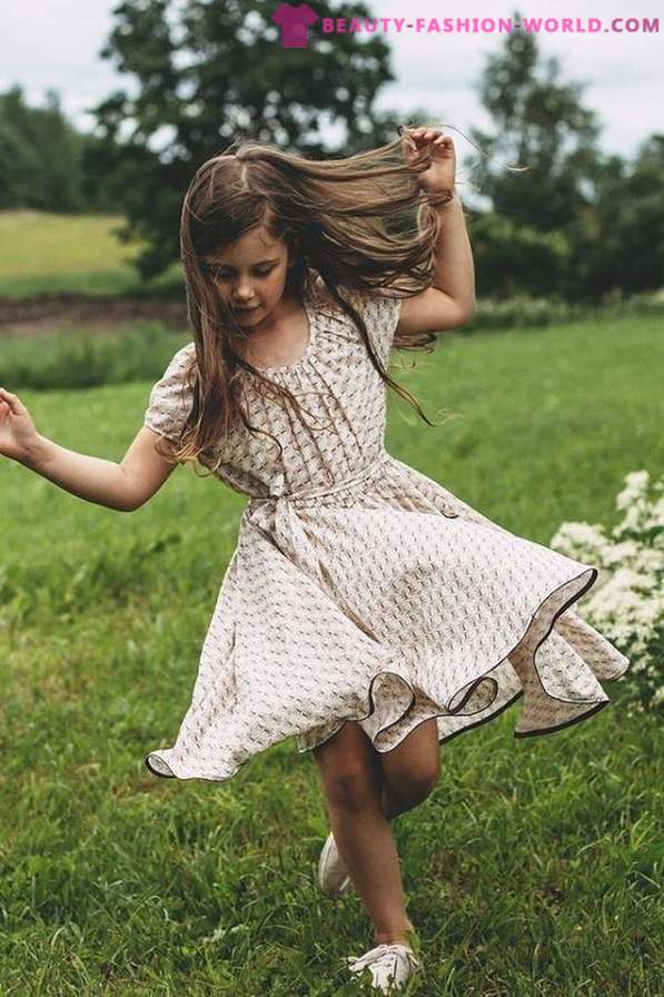 Paade collection of children's clothes for spring-summer 2015
