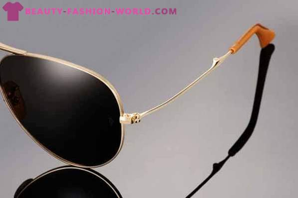 Must have the spring-summer 2014: Aviator Sunglasses Ray-Ban