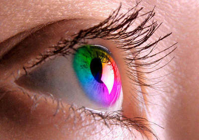 Contact lenses to improve vision and customizing