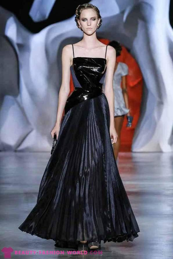 Haute Couture Fall-Winter 2014 by Juliana Sergeenko