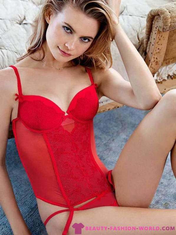 Catalog of lingerie Victoria's Secret 2014-2015