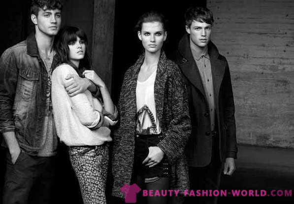 Catalog Pull and Bear Collection Autumn-Winter 2012-2013