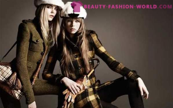 Fashionable women's outerwear 2014-2015