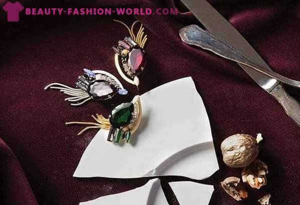 Jewelry collection by Ines Jankovich