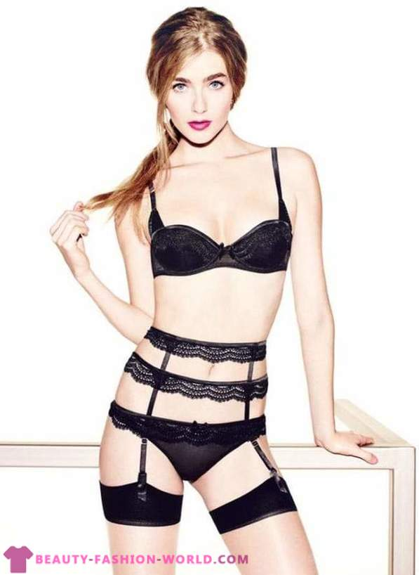 Collection of underwear from Cruz sisters and Agent Provocateur