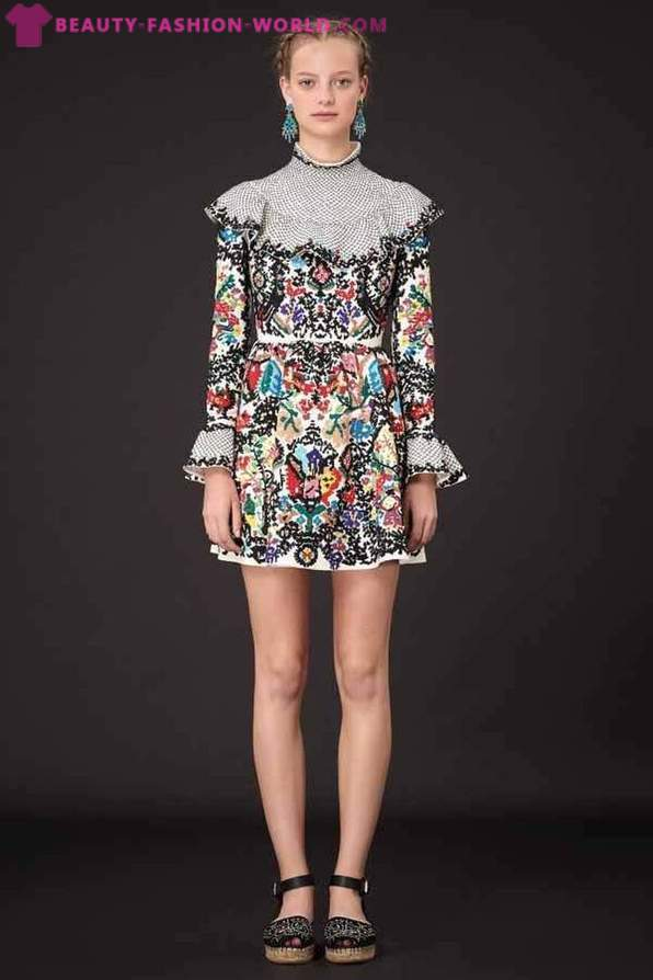 Resort collection of women's clothing Valentino 2015