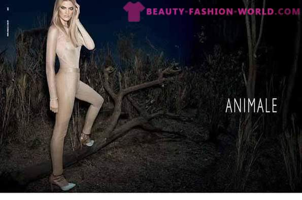 The advertising campaign Animale Collections Spring-Summer 2013