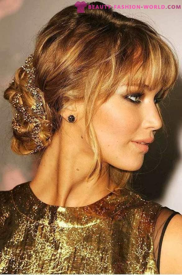 Top hairstyles 2014 Jennifer Lawrence