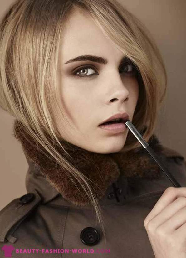 Makeup trends from the catwalks of autumn-winter 2012-2013